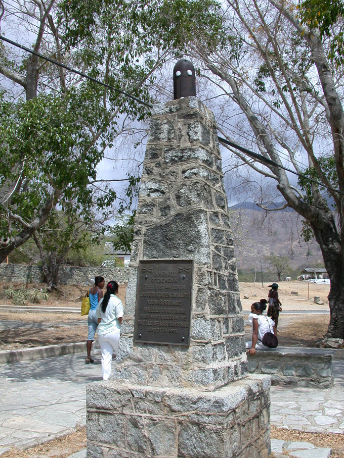 1st And 10th Cavalry Monument At Las Guasimas Imagery