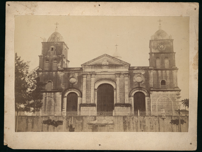 Cathedral at Santiago