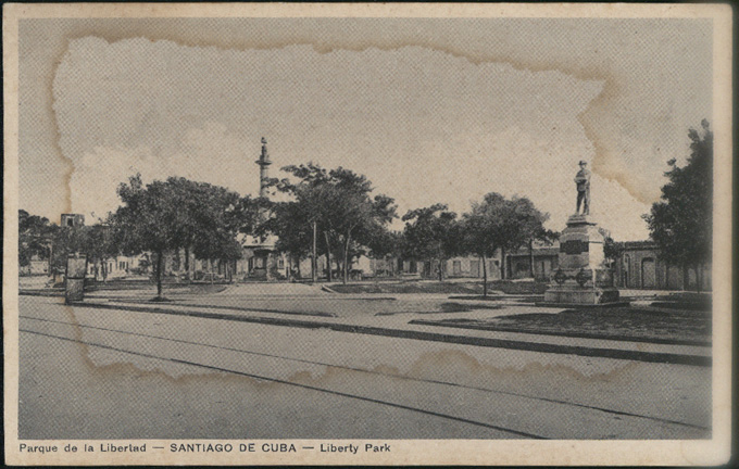 Liberty Park Post Card