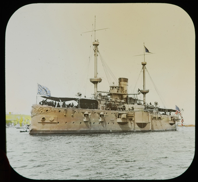 USS Texas (possibly)